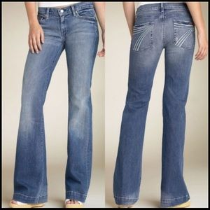7 All Mankind Dojo Trousers Jeans